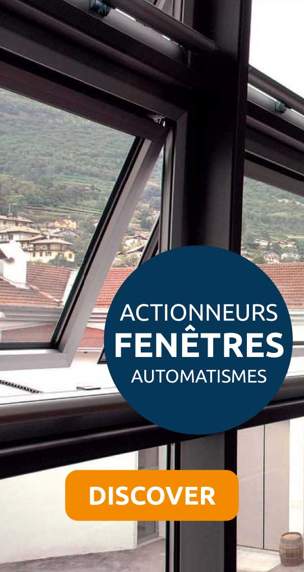 Actionners fenêtres