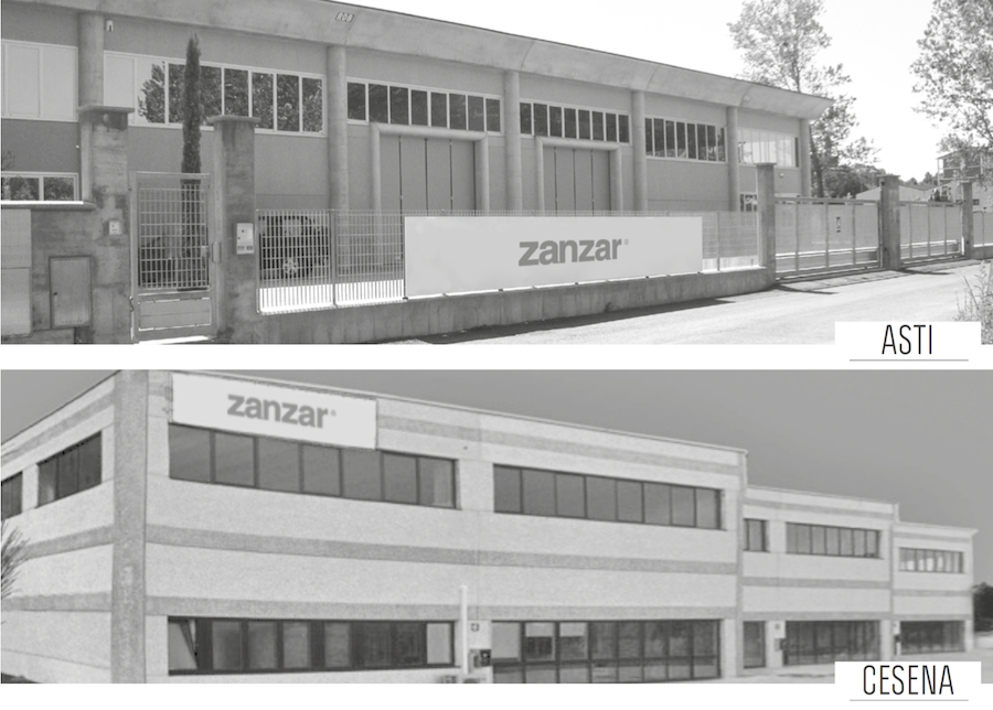 Zanzar Sistem Made in Italy