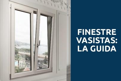 Fenêtres oscillo-battantes avec ouverture à rabat