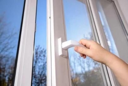 Types d'ouverture de fenêtre