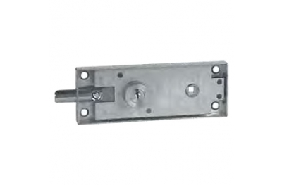 106 Lock pour Basculante Key Distance 57 mm FASEM