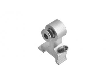 """Junction """"T"""" de porte en aluminium C: 10mm Maître"""
