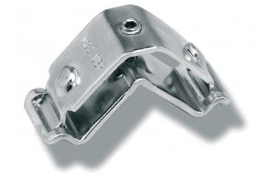 Support de l'extérieur vers l'attelage pour Aluminium Kiara Maître