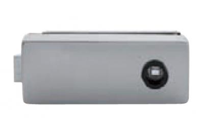 Serrure pour verre sans clé trou TROPEX 165x65mm