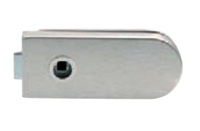 Serrure pour verre sans trou Clé Tight 160x65mm TROPEX