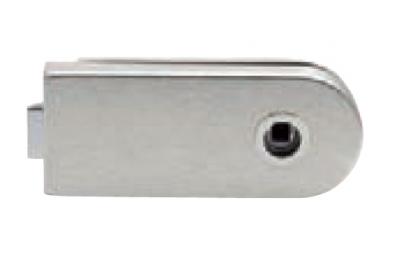 Serrure pour verre sans clé trou TROPEX 160x65mm