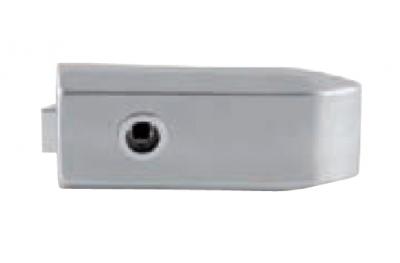 Serrure pour verre sans trou Clé Tight 175x75mm TROPEX