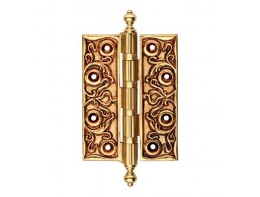 Charnière Precious 1271 CE pour ligne de porte en bois Calì décorée dans un style baroque