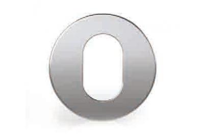 Buse cylindre rond ovale en acier inoxydable TROPEX