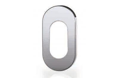 Cylindre de buse ovale ronde en acier inoxydable TROPEX