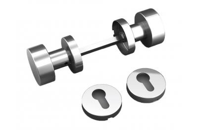 Double cadre du plan de Bouton d'évents et d'acier inoxydable TROPEX