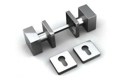 Double panneau de commande avec bouches de la planche et l'acier inoxydable TROPEX