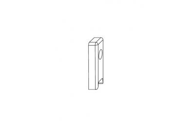 Rétroaction A0767 pour Fermo Prenant Confort accessoire Siegenia Titan