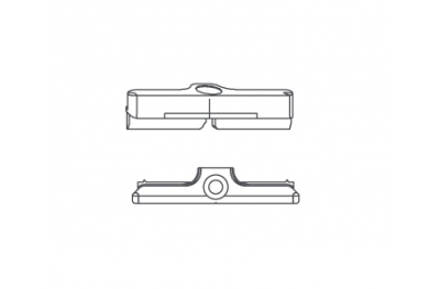 56 Siegenia Titan Feedback Cliquet pour le PVC