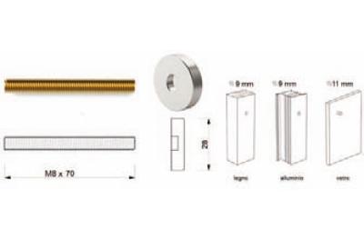 Kit de fixation pour TROPEX 04.94 de mitigeur