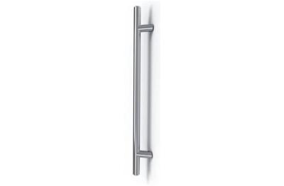 Poignée Francfort TROPEX supports en acier Empattement 300mm Ø 30mm Lean