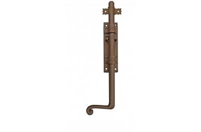 1891 Bolt Vertical Galbraith Fer forgé différentes tailles