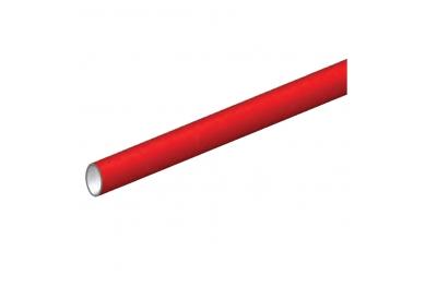 Barre horizontale Omec Rouge panique Poignées Série 6210