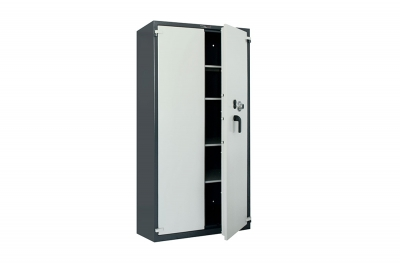 Boîte sécurisée blindée 3000 Bordogna pour le stockage de documents d'archives