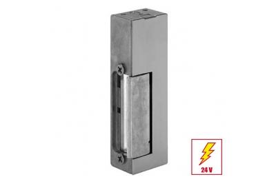 34KL Réunion ouvre-porte électrique 24V avec plaque frontale courte effeff