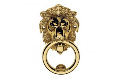 351 BA Lion Heurtoir pour Porte Linea Calì Made in Italy