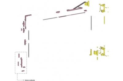 Composition Ribantatre Savio standard Arm