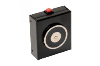 Retenue électroaimant avec bouton de déverrouillage 18001 Opera