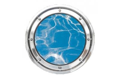 Acier inoxydable Hublot Underwater ronde de la Maçonnerie Colombo 316