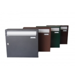 Mailbox Single Master Taietti diverses couleurs