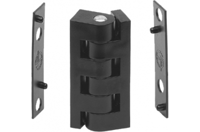 Charnière 48mm 1mm d'épaisseur Complanare fenêtre de clôture Mini ESINPLAST