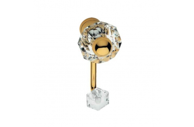 Style d'architecture rationaliste pour cintre en diamant AB Linea Calì 905 pour l'architecture d'intérieur
