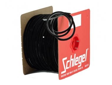 Brush joint Schlegel Polybond Sans Rouleau 4,8x5mm Black Fin 500m