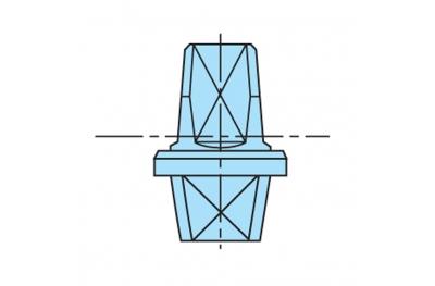 Pin cadre MAB Italie Ferme Series 7700 galvanisé