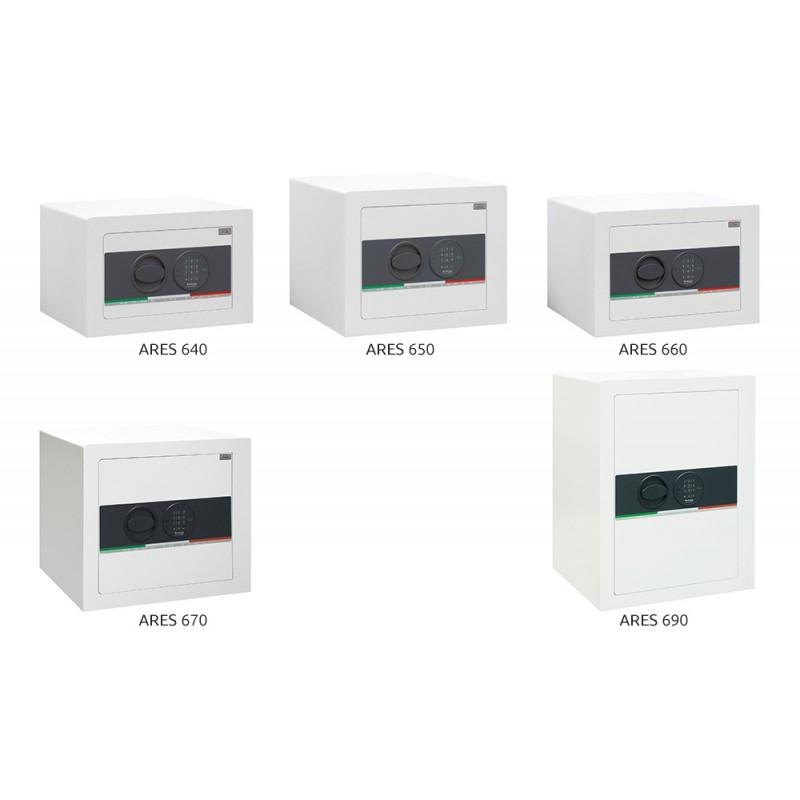 Ares Bordogna Safe Wall Coffre-fort et idéal pour la maison