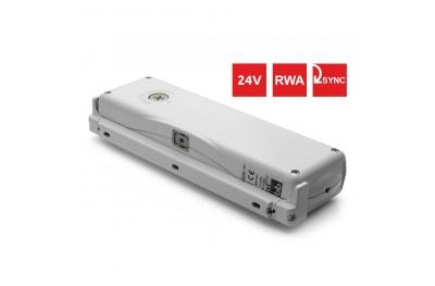 Actionneur de chaîne ACK4 RWA Sync 24V pour les systèmes d'évacuation de fumée et de chaleur avec un fonctionnement à actionneurs multiples Topp