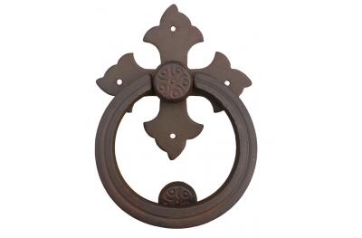 Voler croix avec anneau Galbraith Fer Forgé