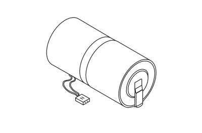 Batterie pour Alimentation électronique Libra Cylindre Iseo