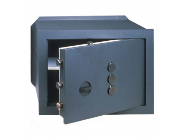 Dialer Safe 3 Boutons Cisa Intégrer des différentes tailles