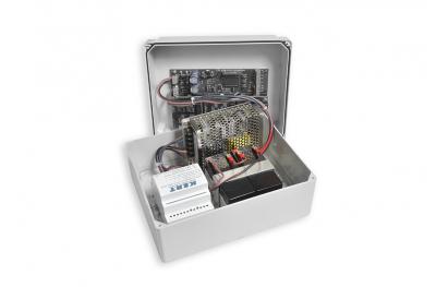 Centrale d'Alimentation Autonome pour Moteurs à 24V MODiX 2-4-6 Nekos