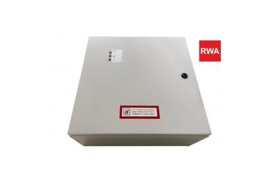 Unité de contrôle RWA RWZ 5-24e 230V 50Hz pour systèmes d'évacuation de fumée et de chaleur à utiliser avec les actionneurs de chaîne RWA Topp