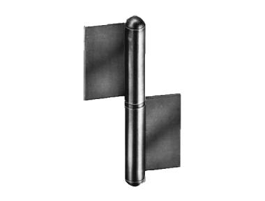 Charnière droite FICCIA Inox 2 Ali Savio de soudure en acier inoxydable 304