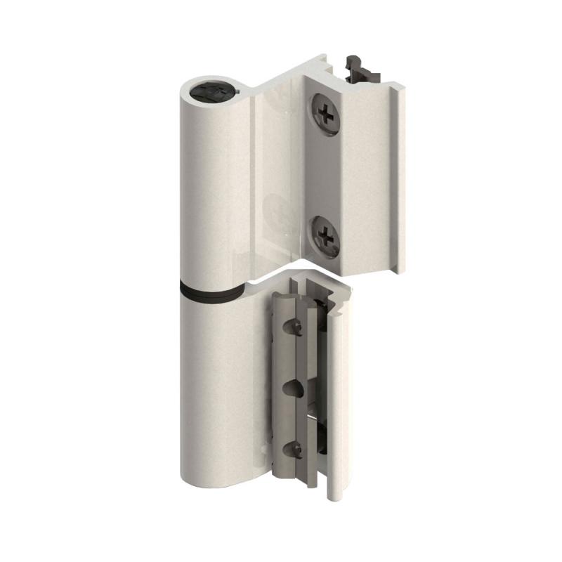 Charnière Flash Giesse Series base R40 R40TT R50TT pour l'aluminium