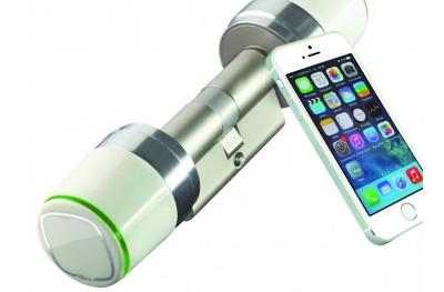 Balance cylindre haut de gamme Joueur Double Argo App Iseo ouverture avec Smartphone