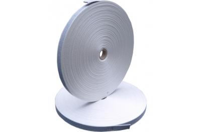 Stores strap Coton Gris Largeur 22 mm 50m bobine PosaClima Renova