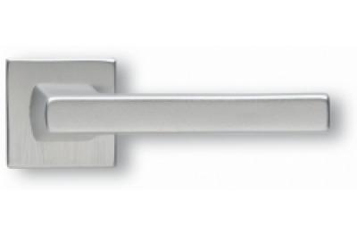 Paire de poignées Ghidini Archimède Modèle F1 Silver-SAT Rosette et évents