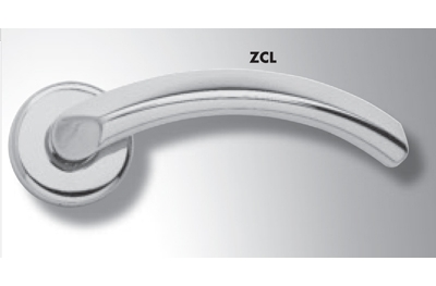Paire de poignées Ghidini Modèle Belle ZCL Rosette et évents
