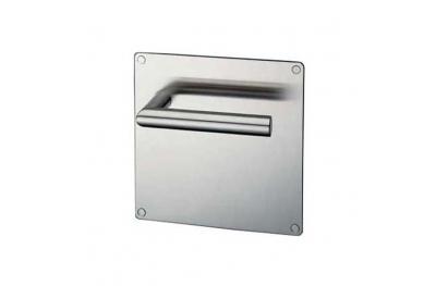 de poignées de plaque paire PBA 2030/2001 acier inoxydable AISI 316L