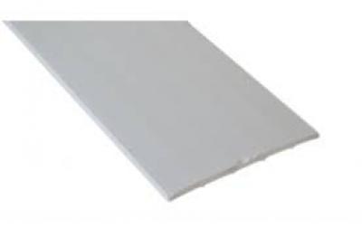 Architrave PVC Plate Bar 6mt DK différentes tailles et couleurs