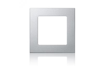 Silver frame à Smoove par Somfy à distance mur tactile