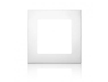 Cadre blanc pour Smoove Somfy télécommande tactile du mur